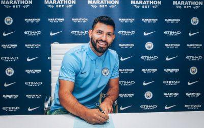 Kun Agüero renueva con el Manchester City