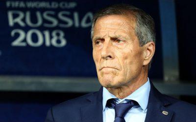 Tabárez sigue con Uruguay