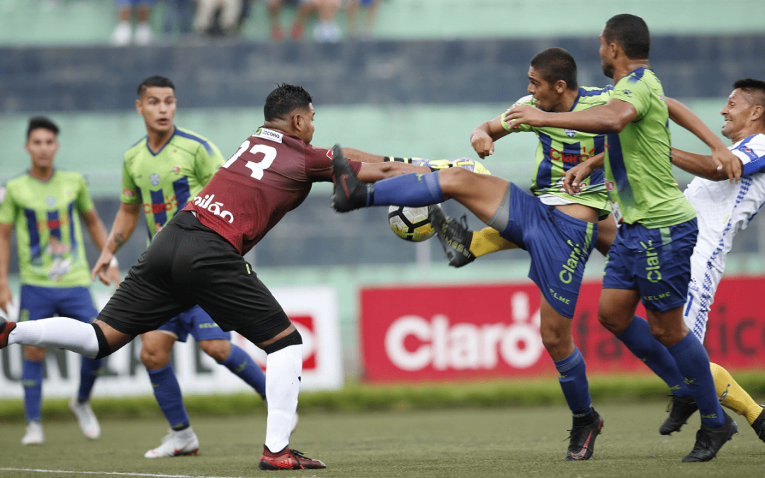 Resumen Jornada 11 en la Liga Mayor de Fútbol