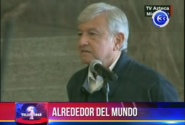 Obrador ofrecerá visas de trabajo a los centroamericanos que huyan de la violencia en sus países