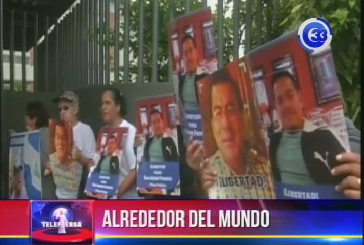La Organización de Estados Americanos exige un cese a la represión policial en Nicaragua