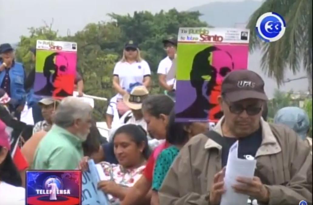 Pide juicio contra responsables de asesinato de Monseñor Romero