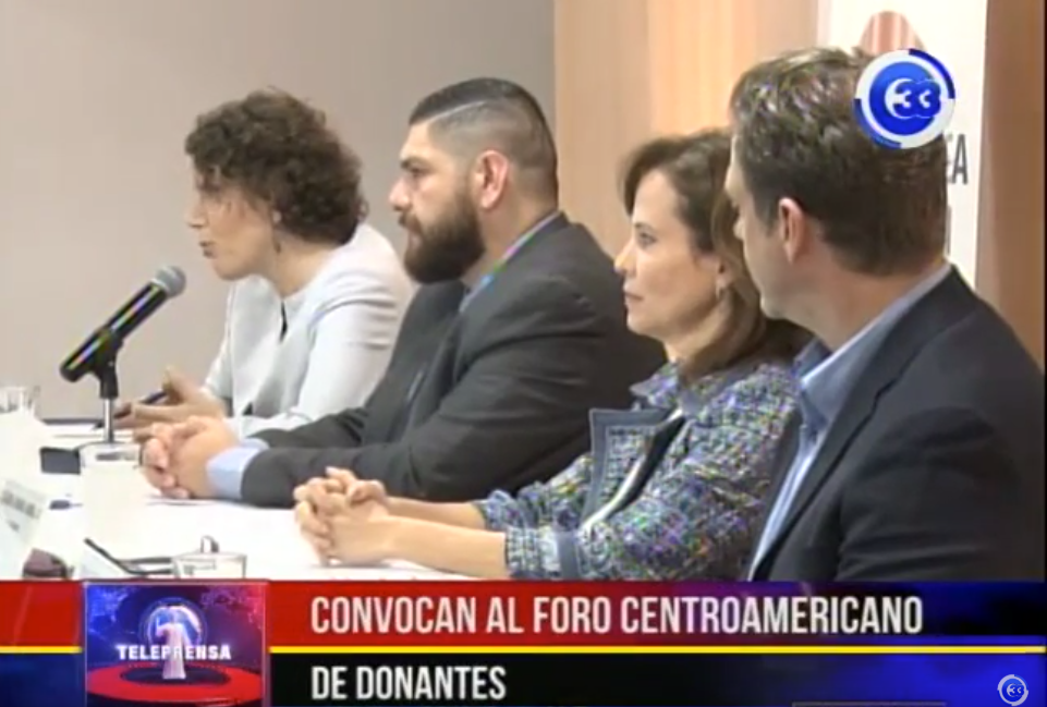 Convocan al foro centroamericano de donantes