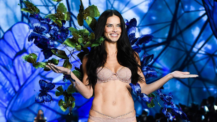 Adriana Lima se despidió del Victoria's Secret Fashion Show