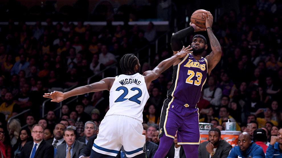 Los Lakers vuelven a saborear la victoria