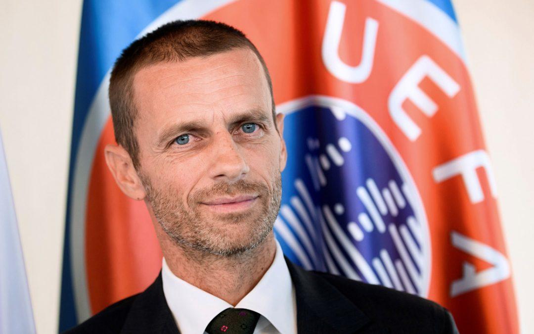 Alexander Ceferin el único candidato para las elecciones presidenciales de la UEFA