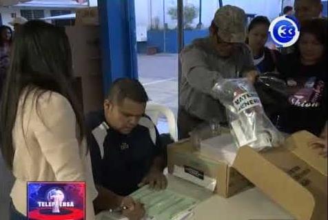 TSE sortea ciudadanos que conformaran las JRV en elecciones 2019