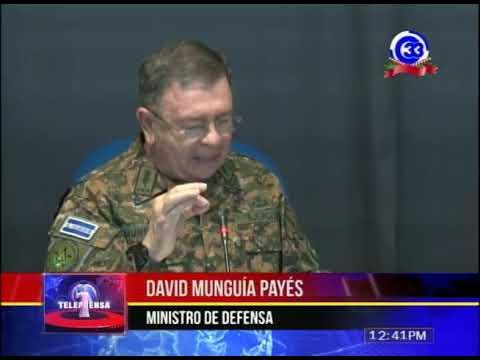 Munguía Payés aclara sus palabras sobre fraude electoral en el 2019