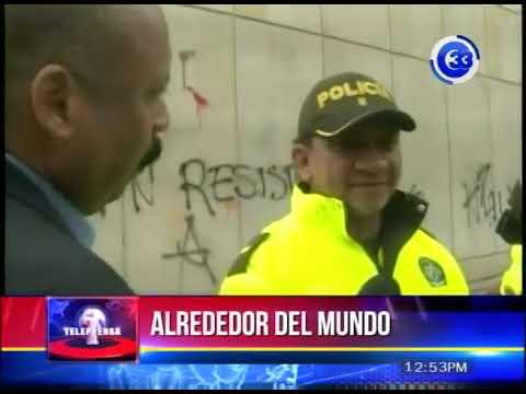 ELN asume ataque en Colombia