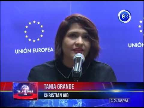 Unión Europea financia programas para prevención de violencia